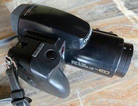 Foto und Zubehör - Kamera Olympus iS1000 inkl Zubehör