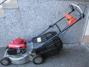 Starker Benzin-Rasenmäher Metallgehäuse Breite 50