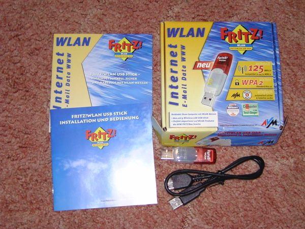 Fritz Wlan USB-Stick