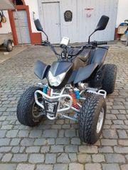 250 ccm quad
