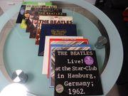 THE BEATLES Schallplattensammlung von Privat -