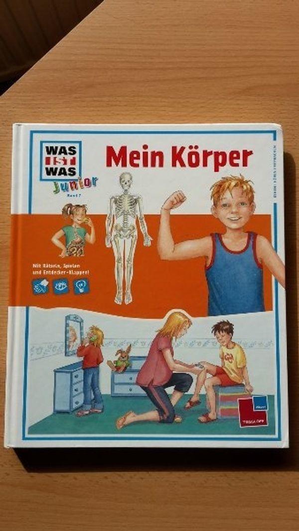 Lernbuch Mein Körper