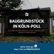 Baugrundstück in 51105 Köln-Poll