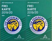 2 Freikarten VfB Hohenems
