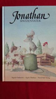 Jonathan Spatzenvater - Kinderbuch - Sammlungsauflösung