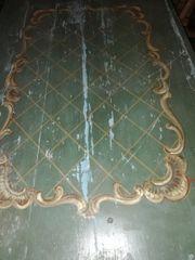 Alter Bauerntisch zur Restaurierung