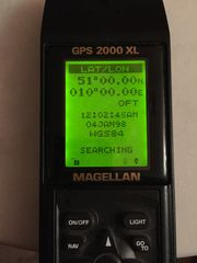 Magellan GPS 2000 XL Navigationssystem