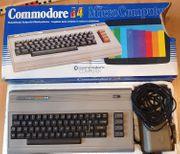 Commodore C64 in OVP Original
