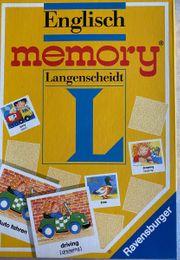Englisch Memory Ravensburger