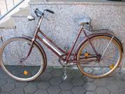Nostalgie OMA Damen-Fahrrad 28 Marke