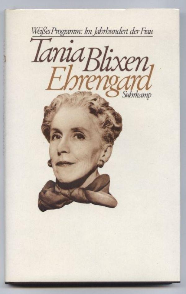 Tania Blixen - Ehrengard
