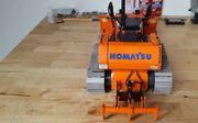 RC Komatsu D65 WX mit