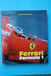Ferrari - Formula 1 - Formel 1 - Bildband