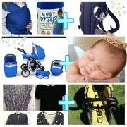 BABY SET-Kinderwagen 2xBabyschale Buggy Babybett