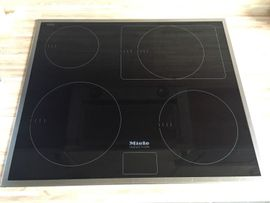 Küchenherde, Grill, Mikrowelle - Miele Backofen H4814E Miele Induktions -