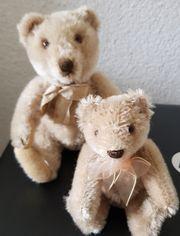 Teddy und Steiff Sammlungsauflösung