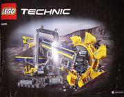 LEGO TECHNIC 42055 SCHAUFELRADBAGGER 2