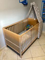 Babybett Kinderbett AMAL II Komplettbett