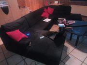 Haushaltsauflösung - Couch Kleiderschrank
