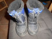 Kinder Winterstiefel Gr 25 Deitex
