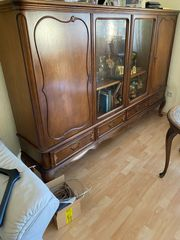 Chippendale-Stil Ess-Wohnzimmer