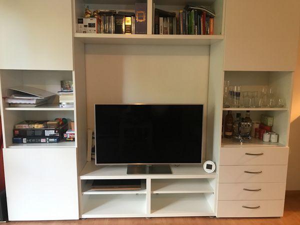 Wohnwand Ikea Besta Selbstabholung