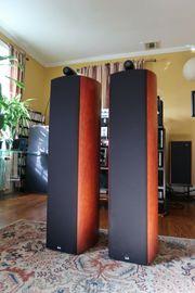 Lautsprecher B W 803D Rosenut