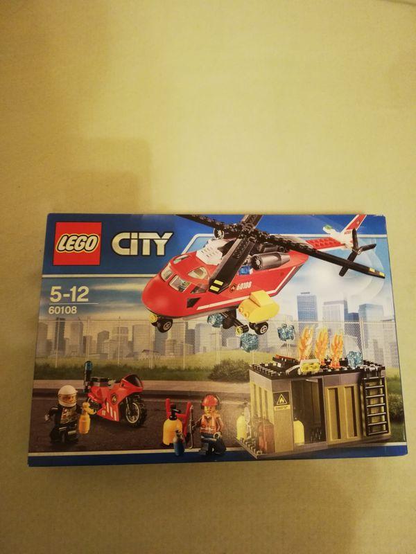 Lego City 60108