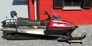 Motorschlitten Snowmobil Polaris Skidoo