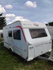 Wohnwagen CARADO C 161 L