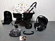 Bugaboo Cameleon 3 Kinderwagen Schmetterling