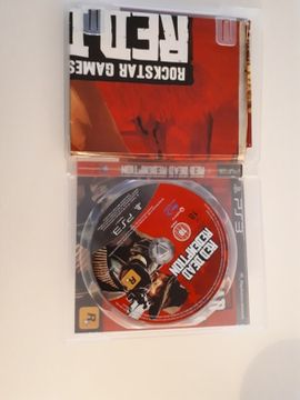 PlayStation 3 - Red Dead Redemption Bluray Playstation