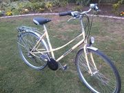 Damen Fahrrad mit