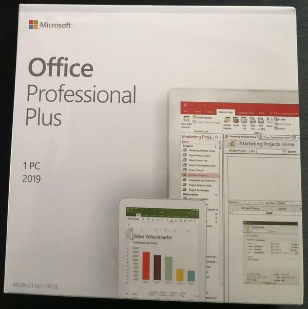 Office 2019 Pro Professional Plus