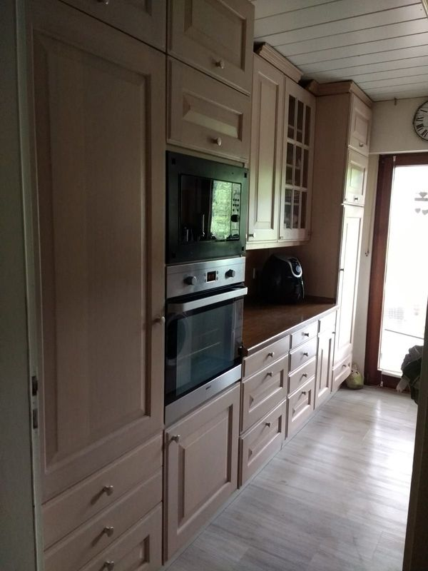 Simatic EBK Küche Einbauküche Sprossenfenster