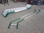 Gebrauchtes Gerüst Layher Alu Treppe
