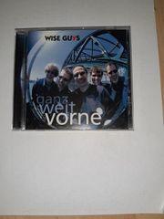 CD Wise Guys Ganz weit
