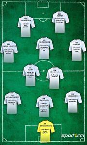 Fußballer gesucht