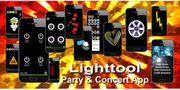 LightToolPro - Kostenlose Konzertlichter App für
