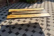 Epoxidharz Tisch L-B-H ca 130cm