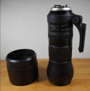 Tamron A022N SP 150-600 mm