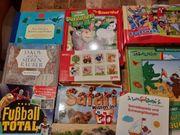 Spiele und Bücher für Kinder