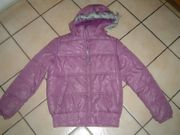 Kinder Winterjacke Gr 158 Mädchen