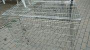 Hundegittertransportboxen XXL zusammenklappbar