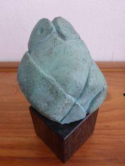 Brigitte Wawoe BRONZE Skulptur - ansehen