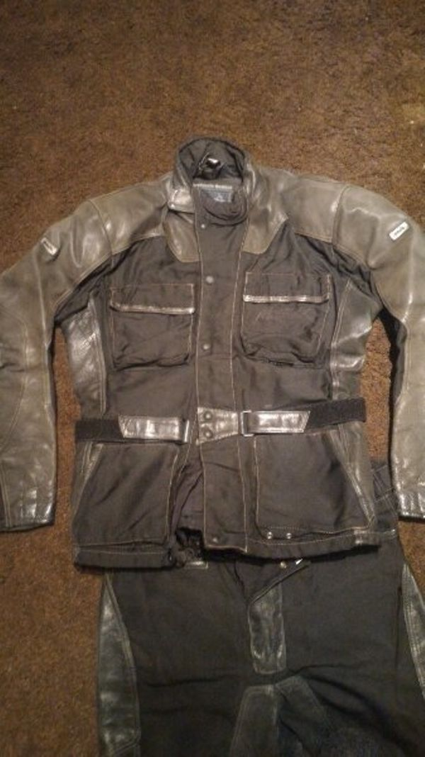 Mororradkombie Herren Gr. » Motorradbekleidung Herren