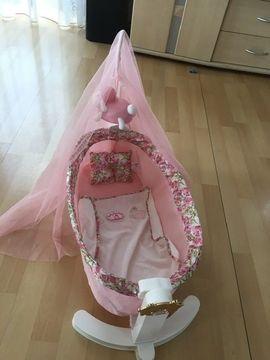Puppen - Baby Annabell Wiege mit Nachtlicht