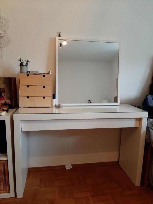 Schminktisch Malm IKEA