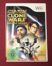 Wii-Spiel Star Wars - The Clone