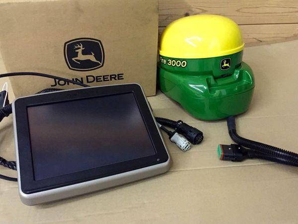 John Deere Starfire 3000-GPS-Empfänger mit